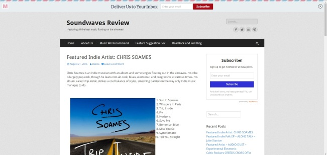 soundwaves review